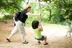 儿童启蒙0032,儿童启蒙,儿童教育,荡秋千 老师 学生