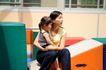 儿童启蒙0040,儿童启蒙,儿童教育,老师 学生 孩童