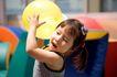 儿童启蒙0046,儿童启蒙,儿童教育,玩球