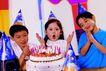 儿童游戏0005,儿童游戏,儿童教育,寿星 岁数 日子 生日歌 欢呼