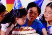 儿童游戏0007,儿童游戏,儿童教育,吹灭 诞辰 出生年月 宴会 新衣裳