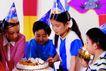 儿童游戏0008,儿童游戏,儿童教育,分享 快乐时光 生日宴会 小学生 朋友