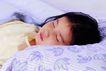 儿童游戏0014,儿童游戏,儿童教育,睡觉 舒适 闭眼 梦中 女童