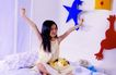 儿童游戏0018,儿童游戏,儿童教育,精神 充沛 精力 旺盛 伸懒腰
