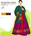 上班族情趣0243,上班族情趣,标题插画,韩国 服装 妇女