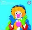 女性百态0196,女性百态,标题插画,红鼻子 玩耍 腮红