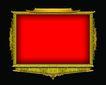 古建分层图案0023,古建分层图案,古建瑰宝,图形 红色 边框