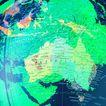 全球视野0102,全球视野,未来科技,一块地图 有地名 绿色