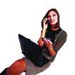 科技畅想0070,科技畅想,未来科技,秘书 电话 上网