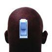 科技畅想0076,科技畅想,未来科技,黑色 头颅 智慧