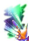 数码之手0025,数码之手,未来科技,机器人 未来 科技