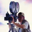 影视制作0077,影视制作,未来科技,老式 影视 摄影师