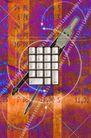 通讯设备0210,通讯设备,未来科技,圆规 画图 尺度