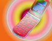 通讯设备0237,通讯设备,未来科技,手机 展示 色彩