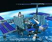 卫星通讯0067,卫星通讯,未来科技,地球 同步 卫星