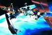 卫星通讯0081,卫星通讯,未来科技,资源 太空 探索