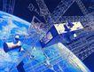 卫星通讯0082,卫星通讯,未来科技,通信 卫星 网线