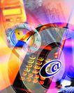企业网路0007,企业网路,未来科技,按键 数学 排列 字母 手机