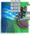企业网路0013,企业网路,未来科技,电话按键 光碟 资料 数列 理论