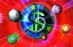 企业网路0019,企业网路,未来科技,辐射 代表 标志 美圆 货币组织