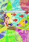 网路商机0004,网路商机,未来科技,流向 指示 工具框 程序 电脑屏幕