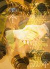 网路商机0005,网路商机,未来科技,合作 信用 合同 交流 握手