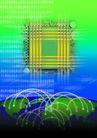 网路商机0010,网路商机,未来科技,连线 信号 连接 通讯 示范