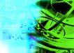 网路商机0034,网路商机,未来科技,眼镜 绿色 物件