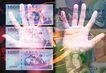 网路商机0039,网路商机,未来科技,手部 手掌 面额
