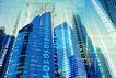 网路商机0040,网路商机,未来科技,高楼 商厦 城市