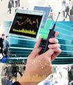 网路商机0050,网路商机,未来科技,手拿手机