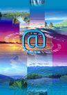 网际网络0017,网际网络,未来科技,英文字母 世界百科 地理 风情 自然