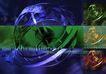 网际网络0035,网际网络,未来科技,仪器 立体 颜色