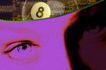 抽象密码背景0062,抽象密码背景,未来科技,美女 眼睛 眼神