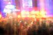 玄光0080,玄光,未来科技,夜市 繁荣 街景