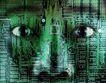 电子商务0070,电子商务,未来科技,眼睛 电路 模板