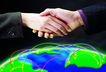 电子商务0081,电子商务,未来科技,合作 达成 握手