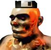 @世界0018,@世界,未来科技,塑料人 科幻片 肌肉组织 人体结构 三维模仿