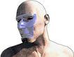 @世界0035,@世界,未来科技,人体 面部 模型