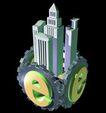 资讯天堂0023,资讯天堂,未来科技,网络 楼房 世界