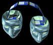 资讯天堂0027,资讯天堂,未来科技,软盘 脑部 模型