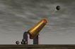 创意无限0066,创意无限,未来科技,炮筒 炮弹 天空