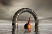 创意无限0088,创意无限,未来科技,水面 事物 展示