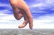 创意无限0098,创意无限,未来科技,手指 城市 生活
