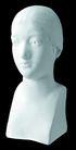 石膏像0069,石膏像,静物写真,女人 头像 艺术