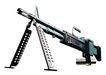 轻兵器0062,轻兵器,静物写真,枪口 枪架 武器