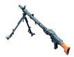 轻兵器0068,轻兵器,静物写真,枪托 瞄准器 扫射
