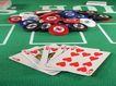 玻璃风格0122,玻璃风格,静物写真,赌注 赌资 赌场 扑克 摊牌