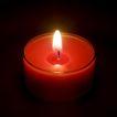 木头人0111,木头人,静物写真,火苗 红蜡烛 亮光