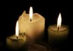 木头人0116,木头人,静物写真,白蜡 烛光 火苗